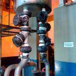 Manutenção e limpeza de trocadores de calor