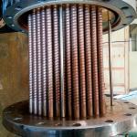Manutenção de trocadores de calor