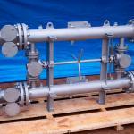 Resfriadores de óleo à água